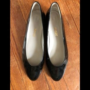 Bally Patent Leather Flats